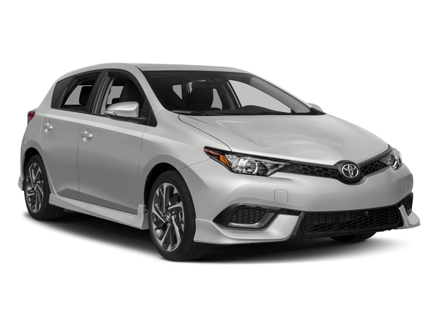 2017 Toyota Corolla iM Prices and Values Hatchback 5D side front view