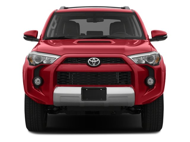 2017 Toyota 4Runner Pictures 4Runner Utility 4D TRD Off-Road 4WD V6 photos front view