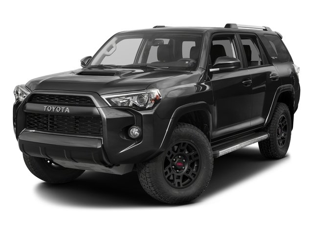 2017 Toyota 4Runner Prices and Values Utility 4D TRD Pro 4WD V6