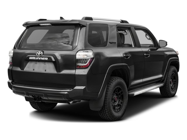 2017 Toyota 4Runner Prices and Values Utility 4D TRD Pro 4WD V6 side rear view