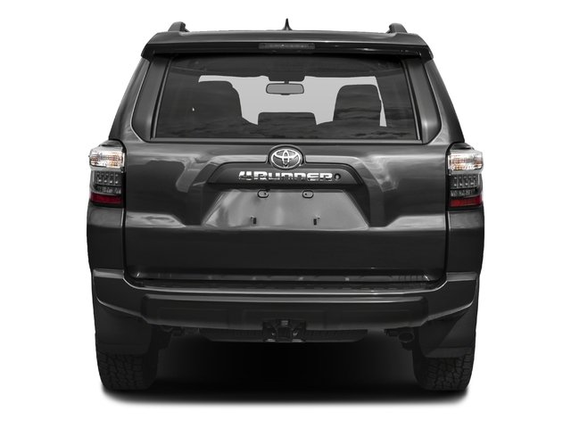2017 Toyota 4Runner Prices and Values Utility 4D TRD Pro 4WD V6 rear view