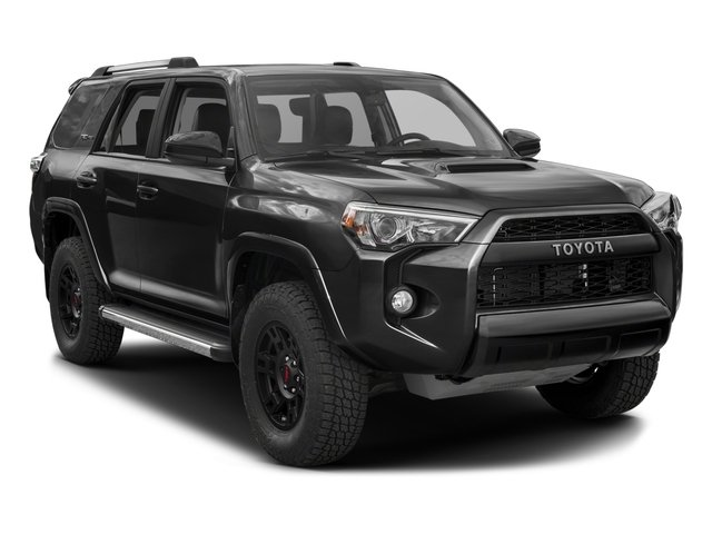 2017 Toyota 4Runner Prices and Values Utility 4D TRD Pro 4WD V6 side front view