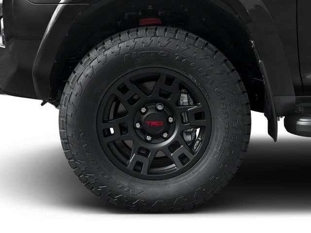 2017 Toyota 4Runner Prices and Values Utility 4D TRD Pro 4WD V6 wheel