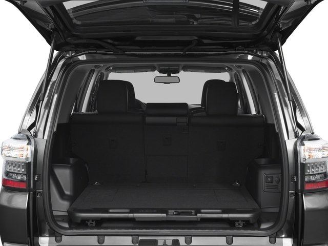 2017 Toyota 4Runner Prices and Values Utility 4D TRD Pro 4WD V6 open trunk