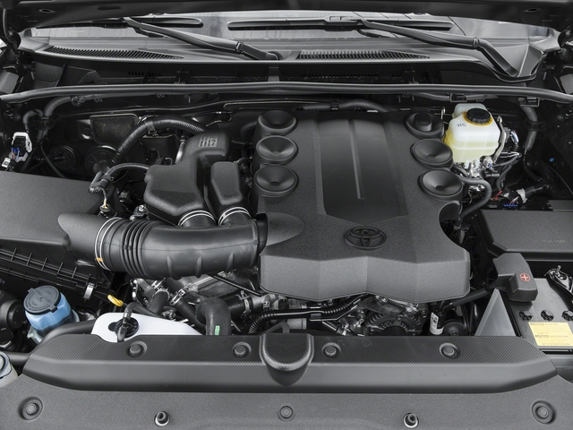 2017 Toyota 4Runner Prices and Values Utility 4D TRD Pro 4WD V6 engine