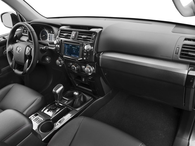 2017 Toyota 4Runner Prices and Values Utility 4D TRD Pro 4WD V6 passenger's dashboard