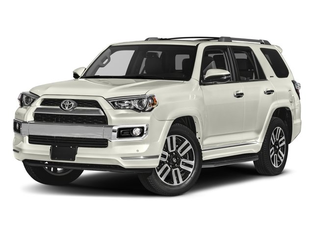 2017 Toyota 4Runner Prices and Values Utility 4D Limited 2WD V6