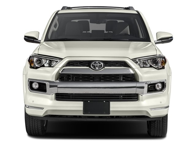 2017 Toyota 4Runner Prices and Values Utility 4D Limited 2WD V6 front view