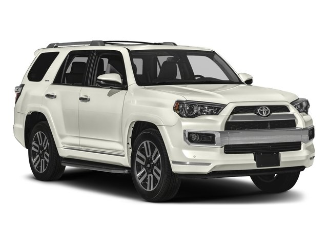 2017 Toyota 4Runner Prices and Values Utility 4D Limited 2WD V6 side front view