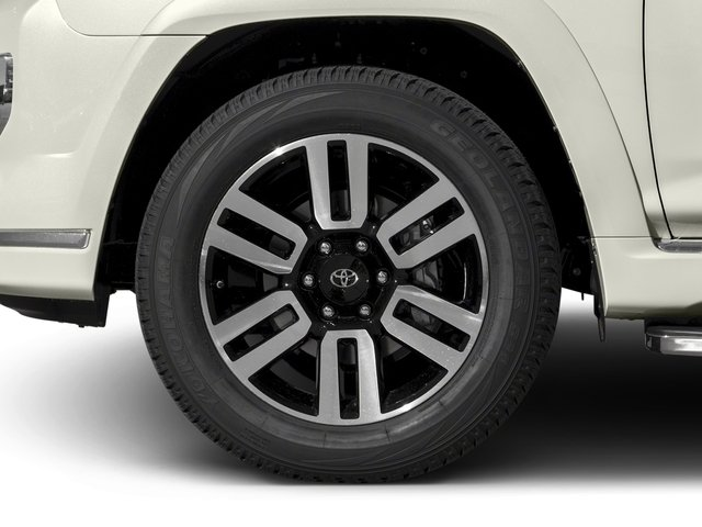 2017 Toyota 4Runner Prices and Values Utility 4D Limited 2WD V6 wheel