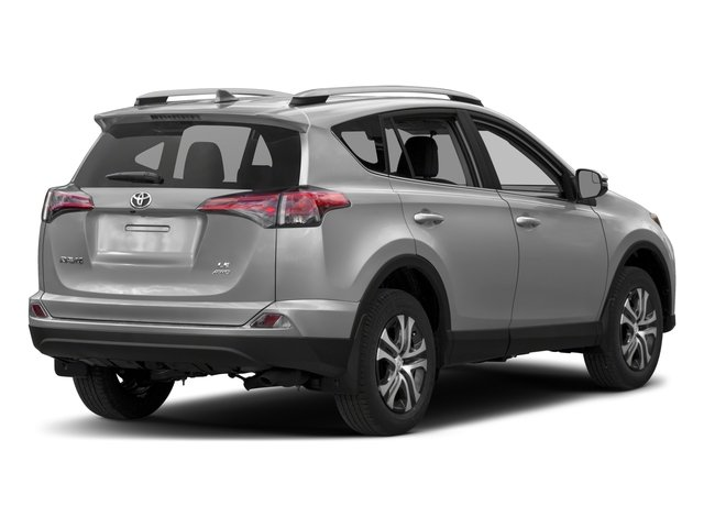 2017 Toyota Rav4 Pictures Le Awd Photos Side Rear View