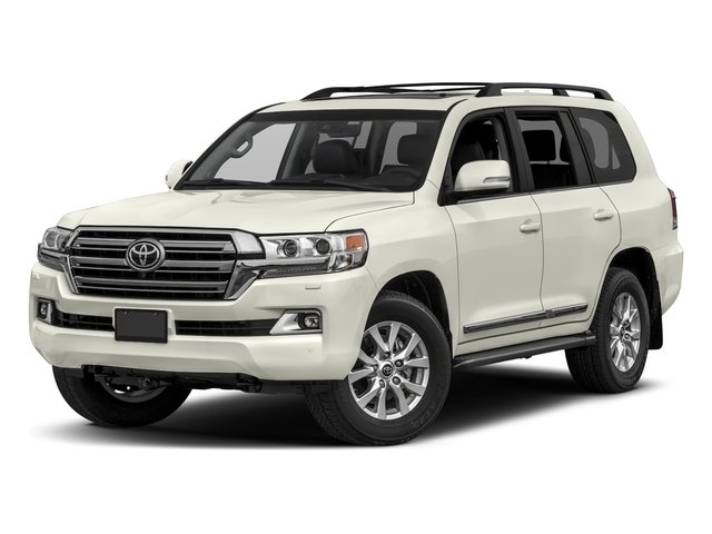 2017 Toyota Land Cruiser Prices and Values Utility 4D 4WD V8