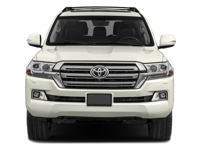 2017 Toyota Land Cruiser Prices and Values Utility 4D 4WD V8 front view