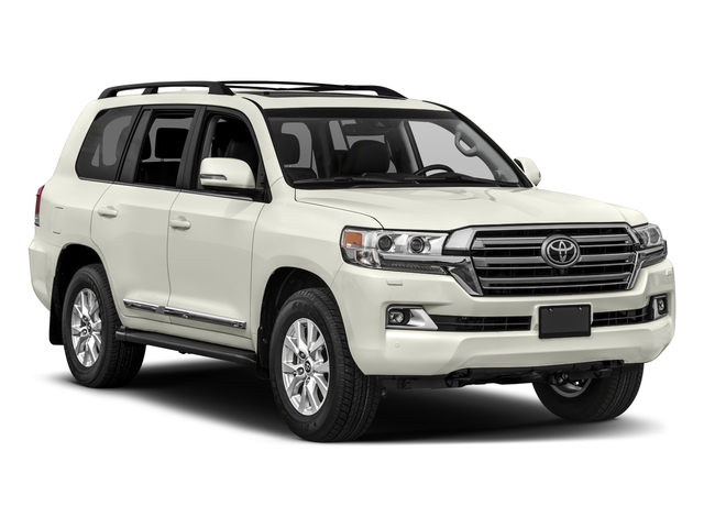 2017 Toyota Land Cruiser Prices and Values Utility 4D 4WD V8 side front view
