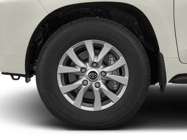 2017 Toyota Land Cruiser Prices and Values Utility 4D 4WD V8 wheel