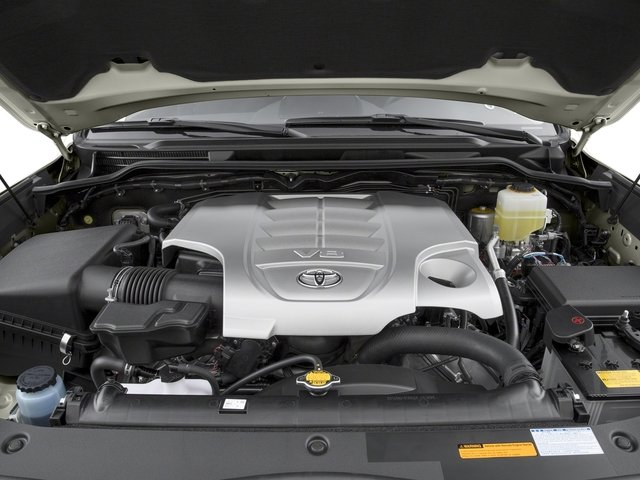 2017 Toyota Land Cruiser Prices and Values Utility 4D 4WD V8 engine