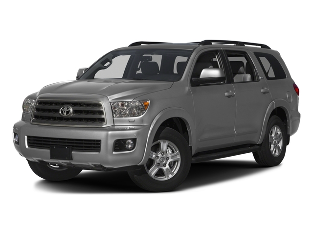 2017 Toyota Sequoia Prices and Values Utility 4D SR5 2WD V8