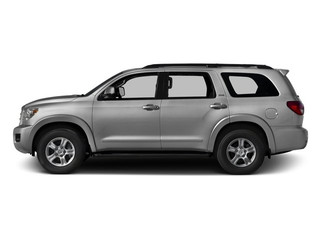 2017 Toyota Sequoia Prices and Values Utility 4D SR5 2WD V8 side view