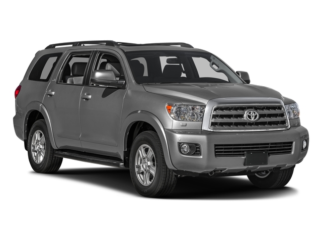 2017 Toyota Sequoia Prices and Values Utility 4D SR5 2WD V8 side front view