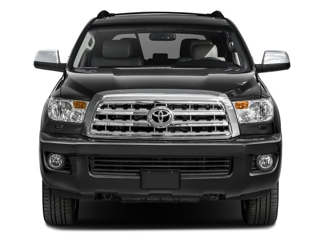 2017 Toyota Sequoia Pictures Sequoia Utility 4D Limited 2WD V8 photos front view