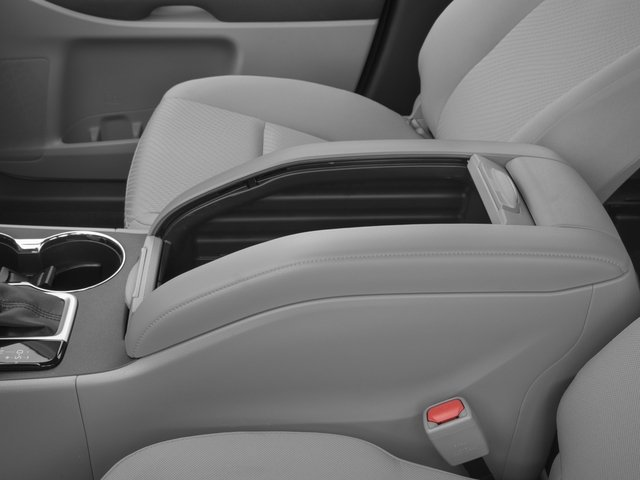 2017 Toyota Highlander Prices and Values Utility 4D LE Plus 2WD V6 center storage console