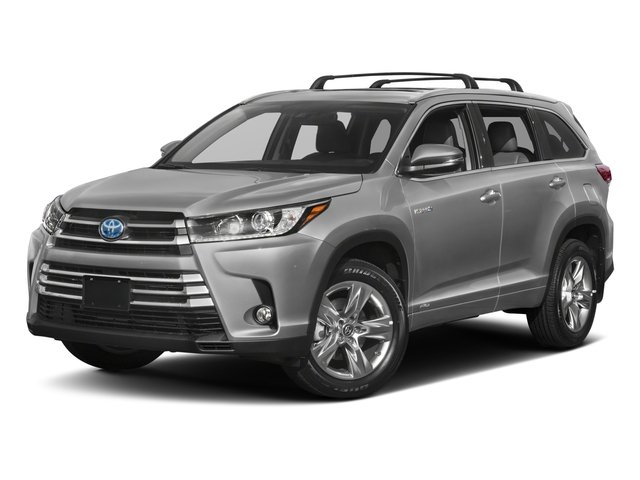 2017 Toyota Highlander Prices and Values Utility 4D Limited 4WD V6 Hybrid