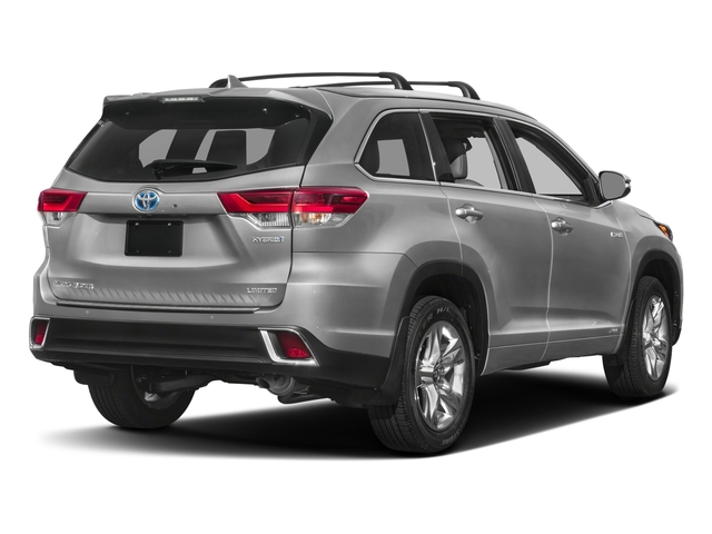 2017 Toyota Highlander Base Price Hybrid Limited Platinum V6 Awd Pricing Side Rear View