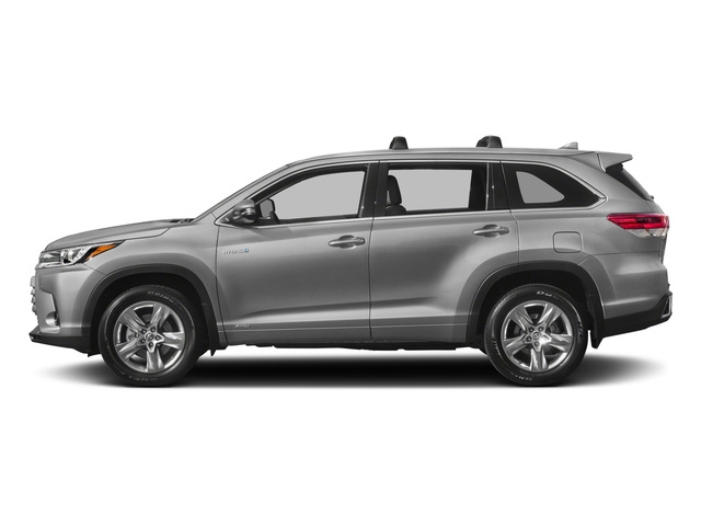 2017 Toyota Highlander Pictures Hybrid Limited Platinum V6 Awd Photos Side View