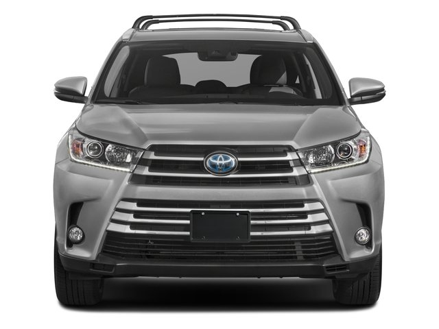 2017 Toyota Highlander Prices and Values Utility 4D Limited 4WD V6 Hybrid front view