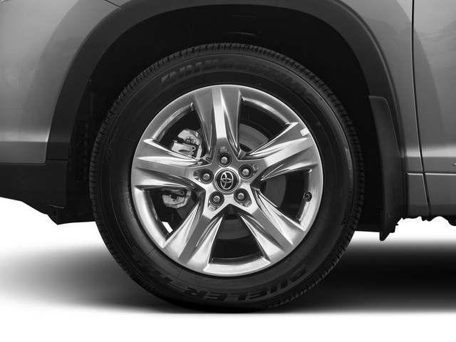 2017 Toyota Highlander Prices and Values Utility 4D Limited 4WD V6 Hybrid wheel