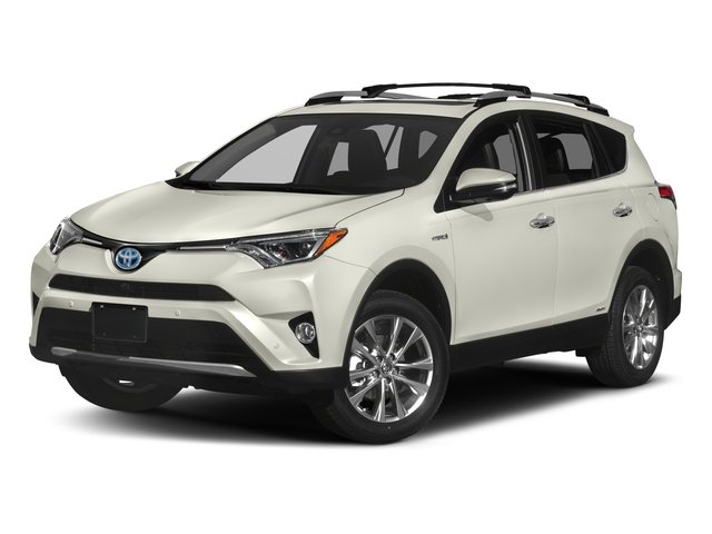 2017 Toyota Rav4 Hybrid Base Price Limited Awd Pricing Side Front View