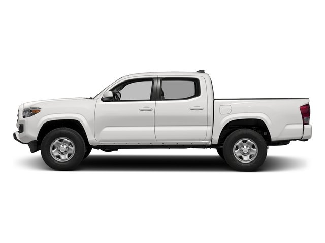 2017 Toyota Tacoma Prices and Values SR Crew Cab 2WD I4 side view