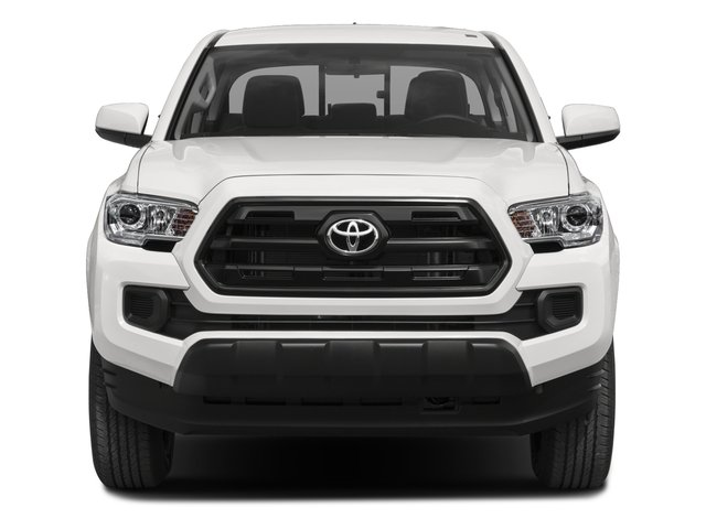 2017 Toyota Tacoma Prices and Values SR Crew Cab 2WD I4 front view