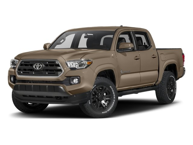 2017 Toyota Tacoma Prices and Values SR5 Crew Cab 4WD V6