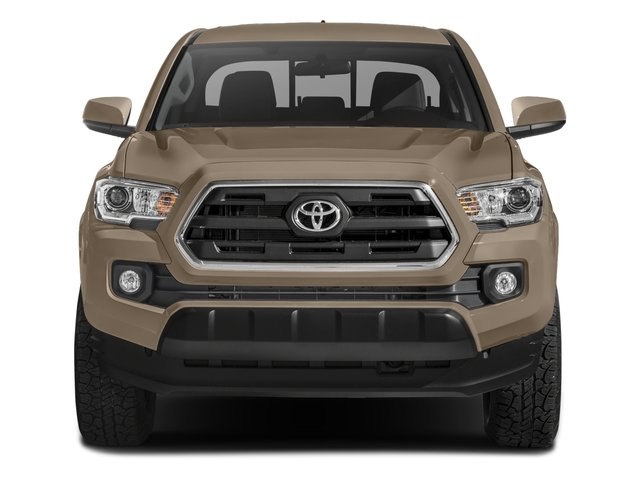 2017 Toyota Tacoma Prices and Values SR5 Crew Cab 2WD V6 front view