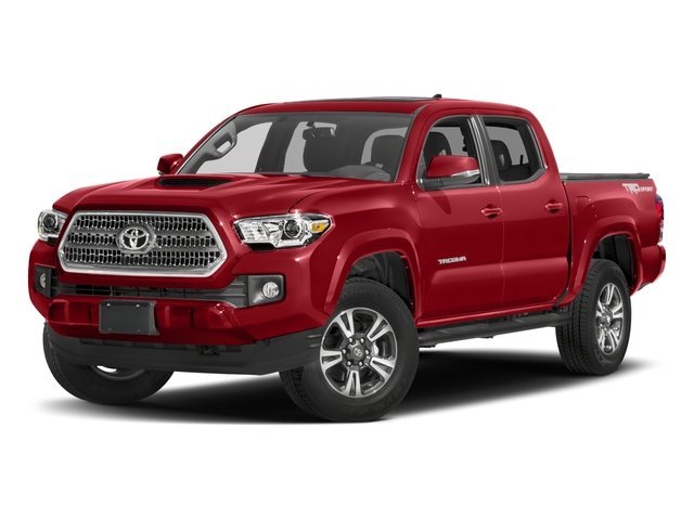 2017 Toyota Tacoma Prices and Values TRD Sport Crew Cab 4WD V6
