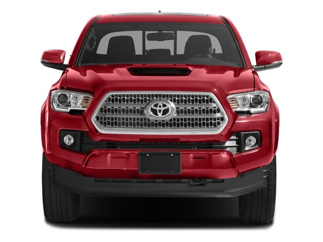 2017 Toyota Tacoma Prices and Values TRD Sport Crew Cab 4WD V6 front view