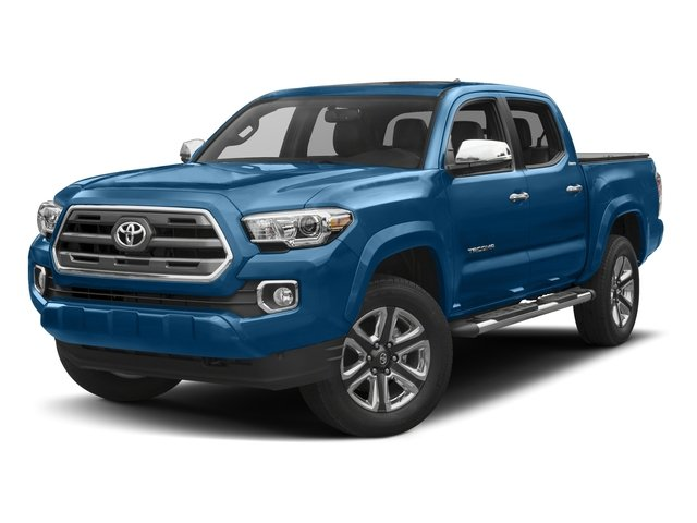 2017 Toyota Tacoma Prices and Values Limited Crew Cab 4WD V6