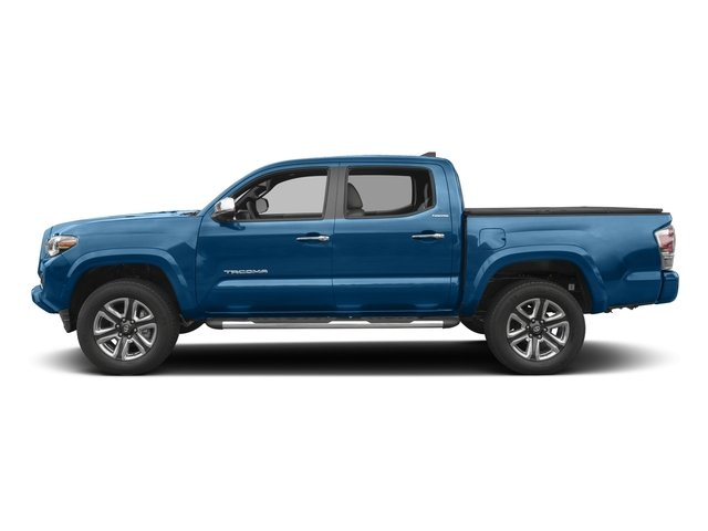 2017 Toyota Tacoma Prices and Values Limited Crew Cab 4WD V6 side view