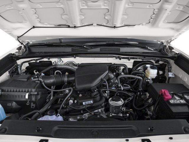 2017 Toyota Tacoma Pictures Tacoma SR Extended Cab 2WD V6 photos engine