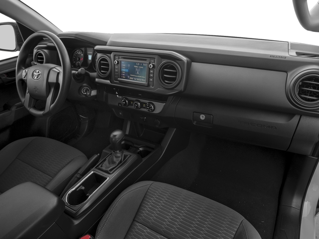 2017 Toyota Tacoma Pictures Tacoma SR Extended Cab 2WD V6 photos passenger's dashboard