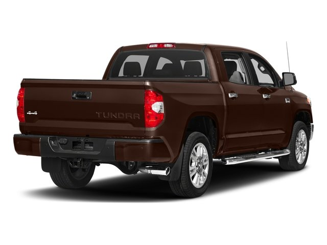 2017 Toyota Tundra 2WD Pictures Tundra 2WD 1794 Edition CrewMax 2WD photos side rear view