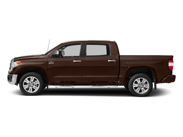 2017 Toyota Tundra 2WD Pictures Tundra 2WD 1794 Edition CrewMax 2WD photos side view