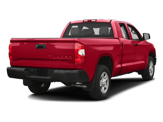 2017 Toyota Tundra 4WD Prices and Values SR Double Cab 4WD side rear view