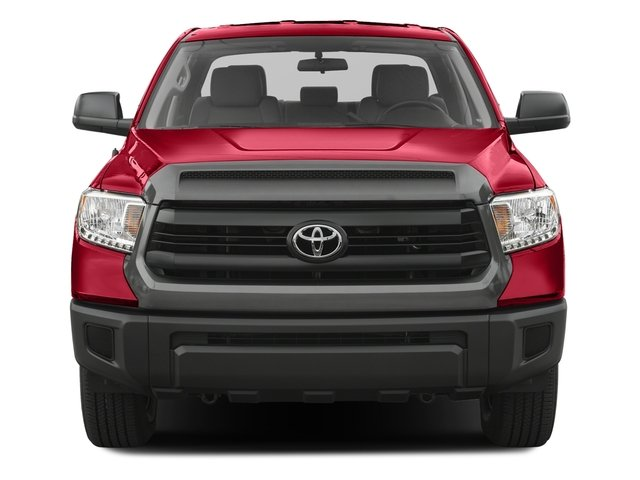 2017 Toyota Tundra 4WD Prices and Values SR Double Cab 4WD front view