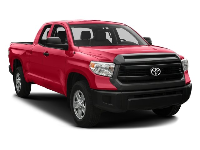 2017 Toyota Tundra 4WD Prices and Values SR Double Cab 4WD side front view
