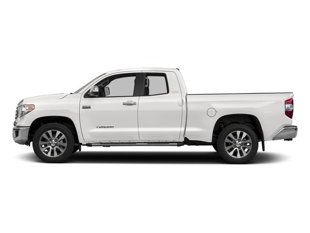 2017 Toyota Tundra 2WD Pictures Tundra 2WD Limited Double Cab 2WD photos side view