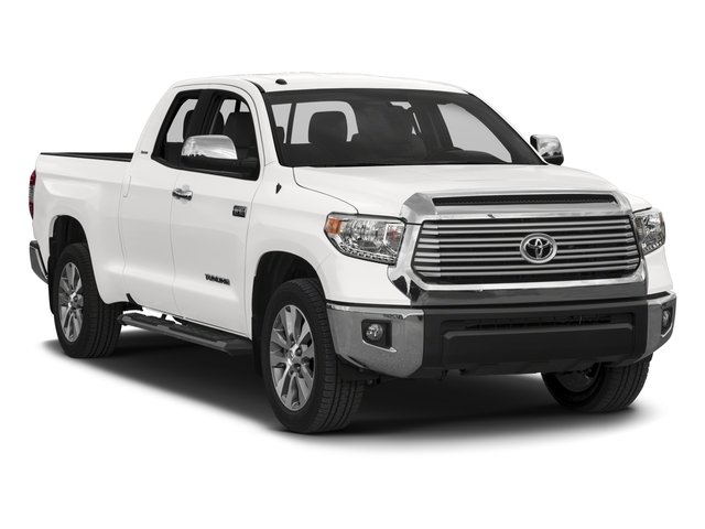 2017 Toyota Tundra 2WD Pictures Tundra 2WD Limited Double Cab 2WD photos side front view