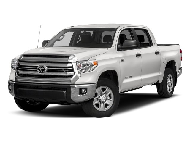 2017 Toyota Tundra 4WD Prices and Values SR5 CrewMax 4WD