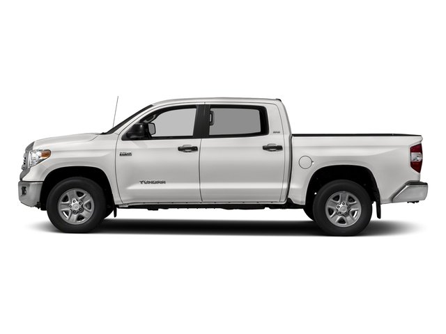 2017 Toyota Tundra 4WD Prices and Values SR5 CrewMax 4WD side view